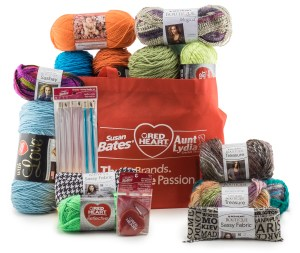 September 12, 2014 Yummy Red Heart Yarn Giveaway!