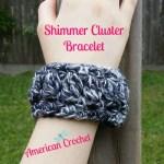 Shimmer Cluster Bracelet