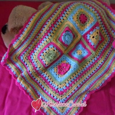 Welcome to the CWU & AC Mystery Blanket CAL   American Crochet