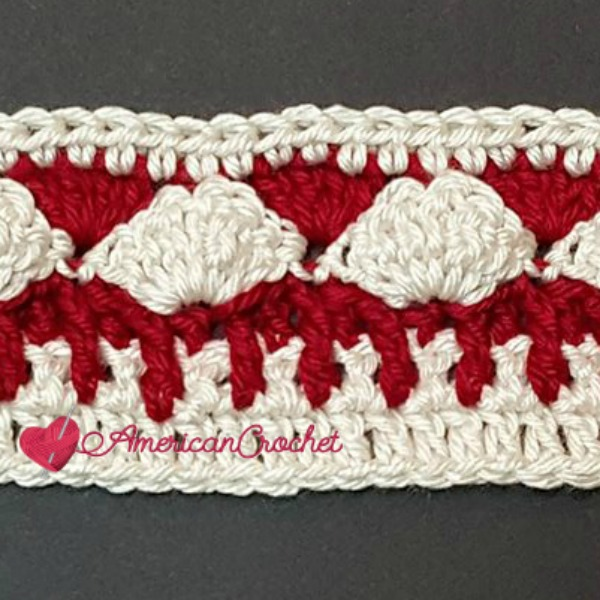 Wonder Crochet Blanket 2016 Crochet Along | Free Crochet Pattern | American Crochet @americancrochet.com #crochetalong #freecrochetpatternWonder Crochet Blanket 2016 Crochet Along Part 1 | Free Crochet Pattern | American Crochet @americancrochet.com #crochetalong #freecrochetpattern
