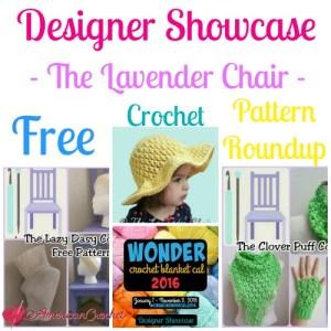Designer Showcase the Lavender Chair