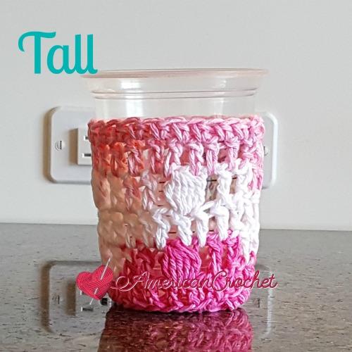 Nugget Cozies   Free Crochet Pattern   American Crochet @americancrochet.com #Nugget Cozies