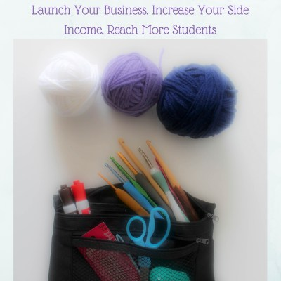 Making Money Teaching Crochet by Marie Segares: eBook Review