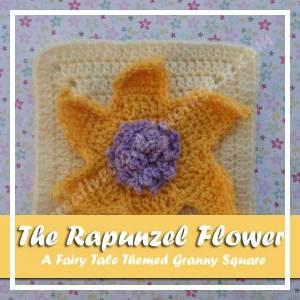 The Rapunzel Flower ~ Guest Post