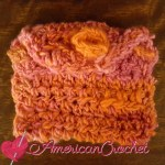 Sachet Gift Card Holder free crochet pattern