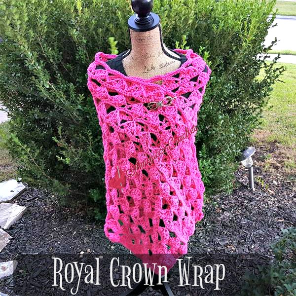 Roya Crown Wrap