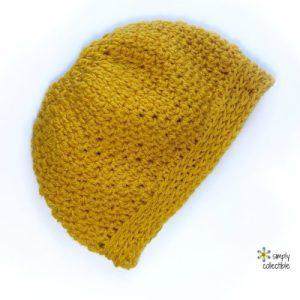 Back n Forth Messy Bun Hat