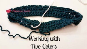 Working with Two Colors ~ Tutorial