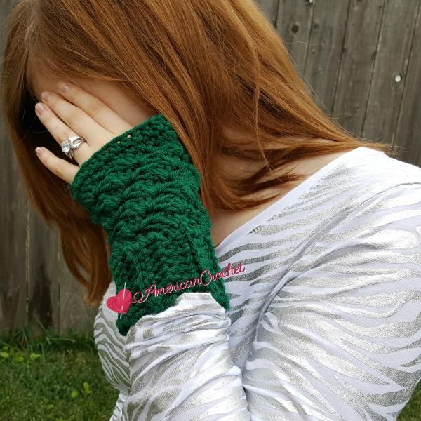 Thermal Fingerless Gloves