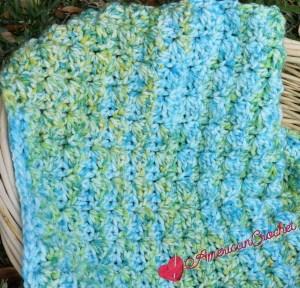 Serendipity do dah Baby Blanket
