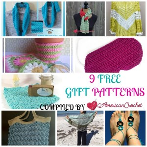 9 FREE Gifts for Mom – Free Crochet Pattern Round Up