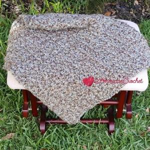 AM Preemie Blanket free crochet pattern