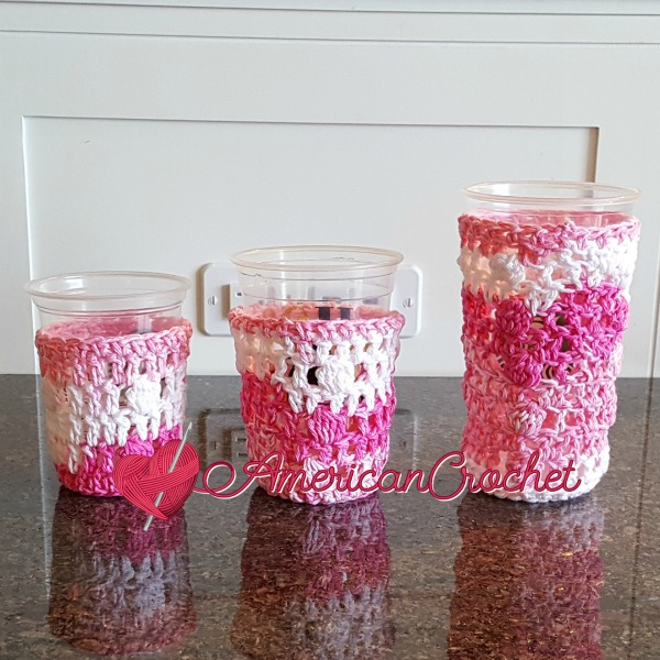 Nugget Cozies | Free Crochet Pattern | American Crochet @americancrochet.com #Nugget Cozies