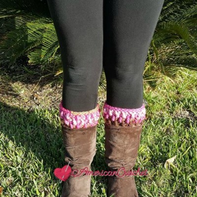 Granite Boot Cuffs