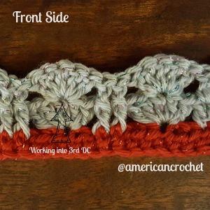 Romancing The Scarf Part One   American Crochet @americancrochet.com