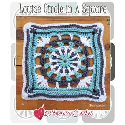 Louise Circle in A Square