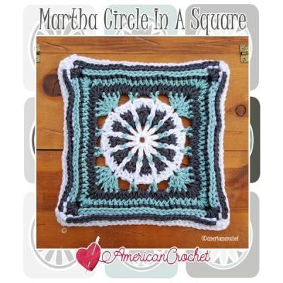 Martha Circle in A Square