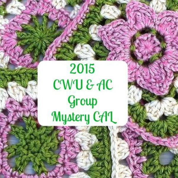 2015 AC & CWU Group Mystery Blanket CAL | American Crochet @americancrochet.com #freecrochetalong
