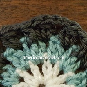 Jill Circle in A Square | American Crochet @americancrochet.com