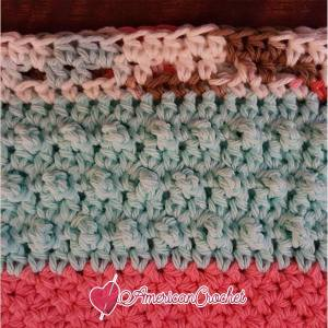 The Neapolitan Tote Part Two | Free Crochet Pattern | American Crochet @americancrochet.com #freecrochetpattern #freecrochetalong