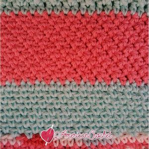 The Neapolitan Tote Part Three   Free Crochet Pattern   American Crochet @americancrochet.com #freecrochetpattern #freecrochetalong