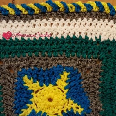 Ocean Medley Blanket Part Five