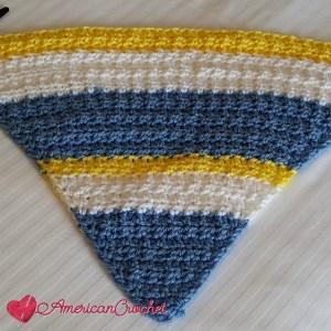 Special Memories Blanket Part One   American Crochet @americancrochet.com #americancrochet #crochetalong