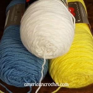 Special Memories Blanket   American Crochet @americancrochet.com #crochetalong