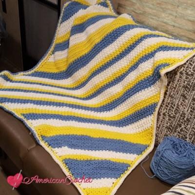 Special Memories Blanket Part Five