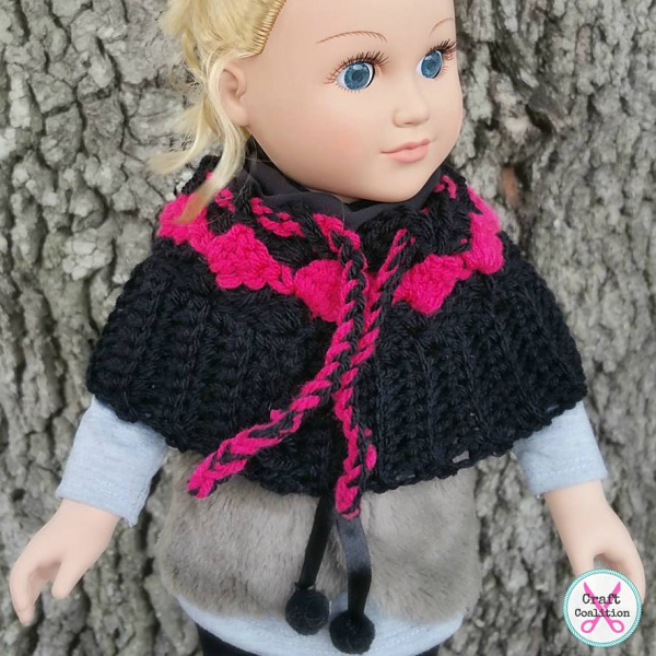 My Dolly Surf Song Convertible   Crochet Pattern   American Crochet @americancrochet.com #crochetpattern