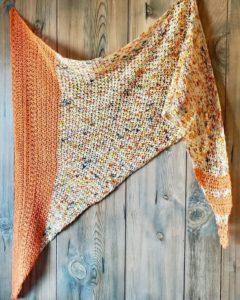 Loving Life Scarf | American Crochet @americancrochet.com