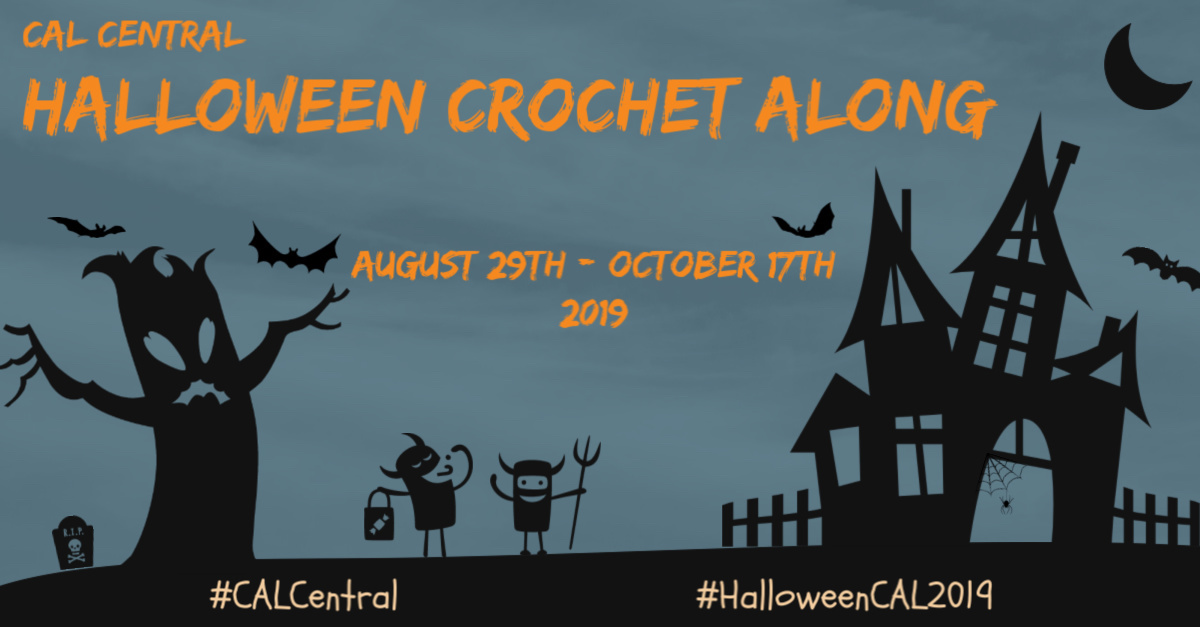 Halloween CAL 2019 | CAL Central