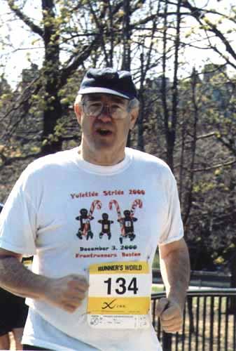 MMO Running in 5K race 2003