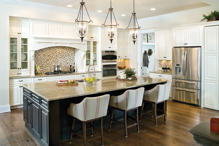 Somerset Model Home Gallery on Model Kitchens  id=42111