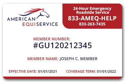 Member Card Sample Guardian Plan