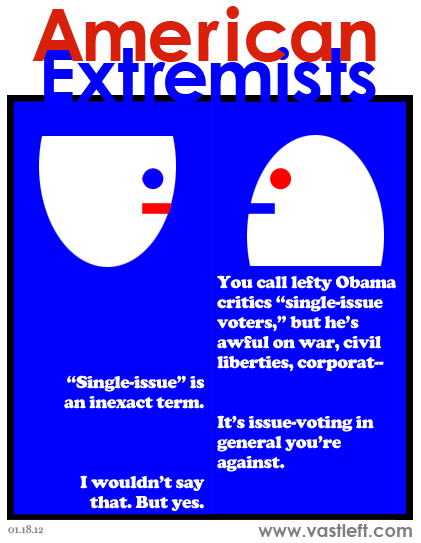 American Extremists - Disposable issues