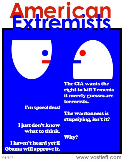 American Extremists - Dumbstruck