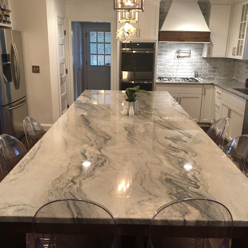 Are Granite Countertops Outdated? - American Farmhouse ... on Farmhouse Granite Countertops  id=36516