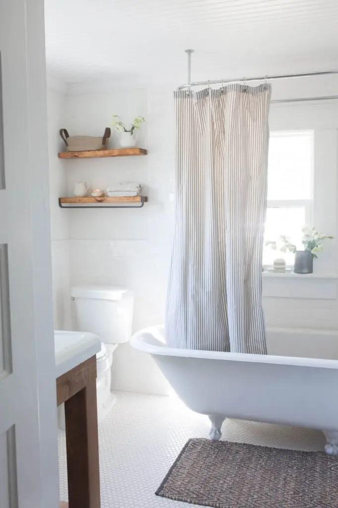 bathtub or shower or both