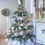 How To Add A Woodland Christmas Theme American Farmhouse Lifestyle
