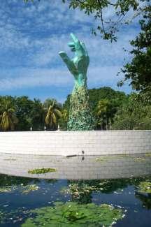 Holocust Memorial,Miami Beach