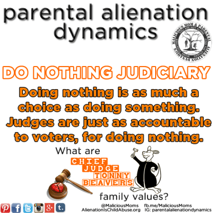 DO NOTHING JUDGES - 2016