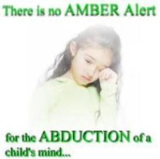 No Amber Alert for Parental Alienation - 2015