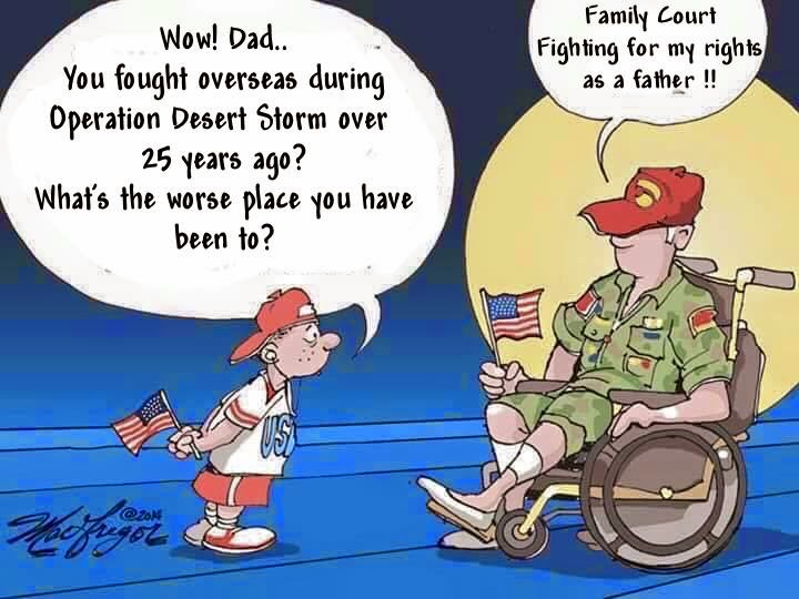 A Disabled Dad'sStrengthening Words