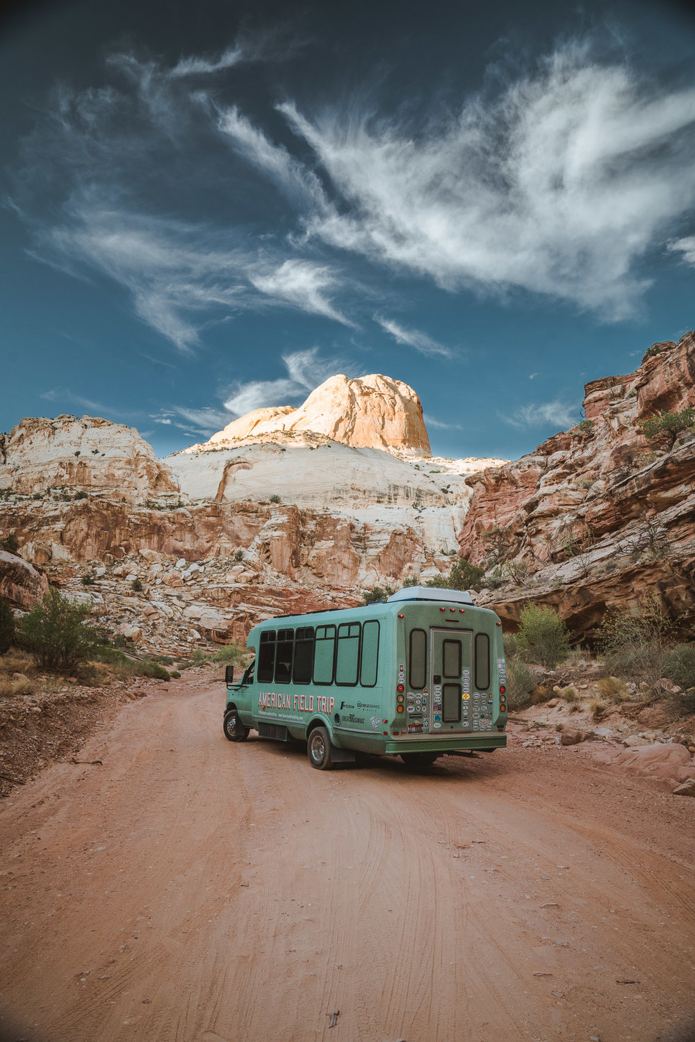 Capitol Reef gets the