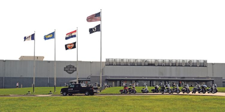 Harley-Davidson in Kansas City