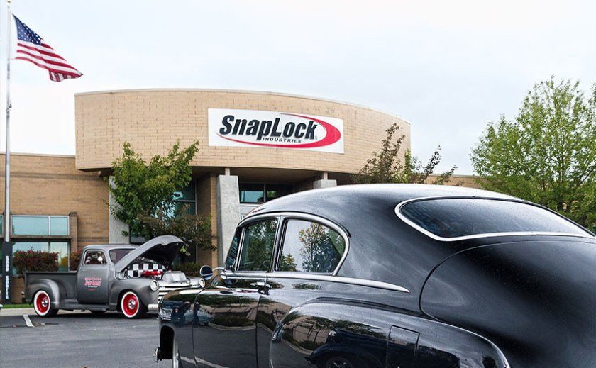 SnapLock truly made in The U.S.A.