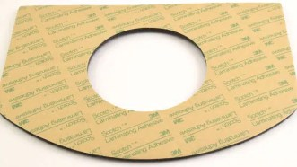 Die cut seals, gaskets and related parts, using various die cut methods, by American Flexible Products
