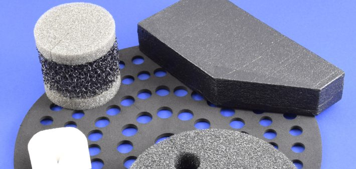die cutting flatbed foams rubber gaskets seals