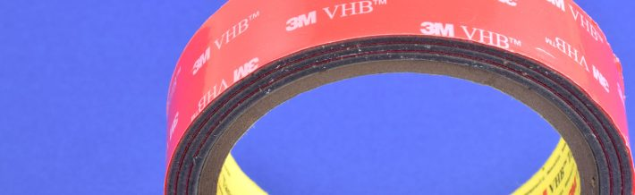 tapes industrial manufacturer 3m vhb